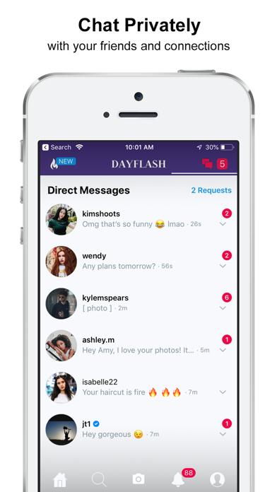 Dayflash screenshot
