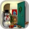 脱出ゲーム Christmas Eve 足音立てずこっそりと - iPhoneアプリ