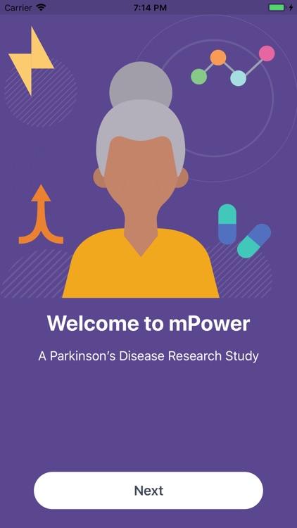 Parkinson mPower 2