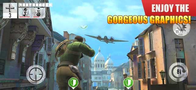 Brothers in Arms® 3 on the App Store