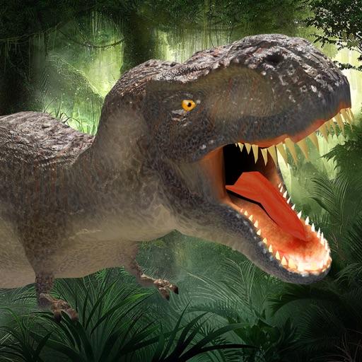 T-Rex - гонки юрский