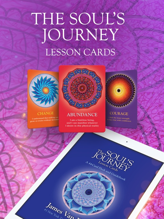 The Soul's Journey Lesson Card screenshot 6