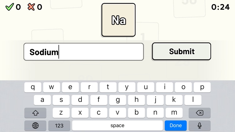 Periodic Table Quiz screenshot-3