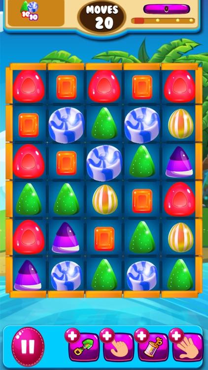 Candy Pop: Sweet Match 3 screenshot-3