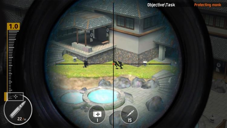 Sniper Honor: 3D Shooting Game screenshot-3