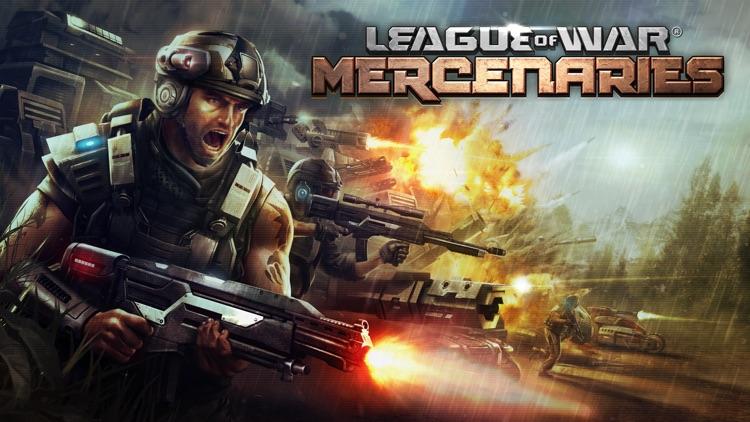 League of War: Mercenaries screenshot-4