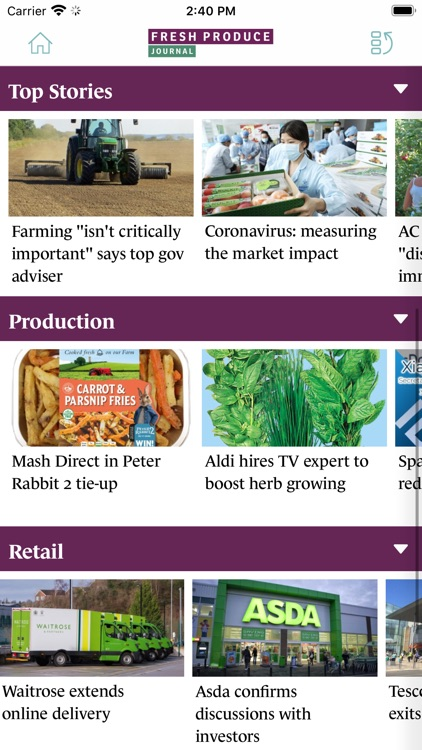 Fresh Produce Journal screenshot-3