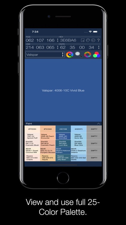 Color Query Pro by Alan Meyers