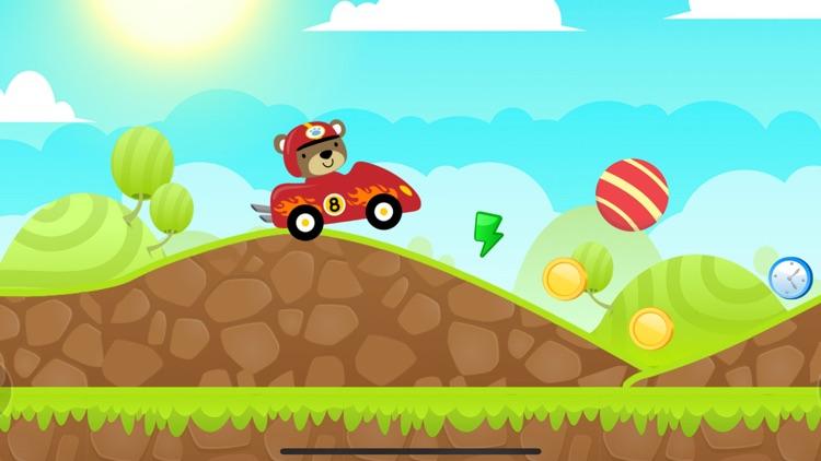Baby Games: Race Car screenshot-3