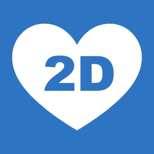 2Date 交友約會平台App iOS App