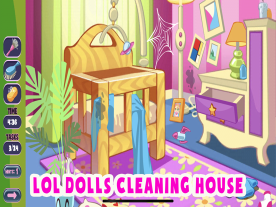 LOL Baby Dolls House Surprise screenshot 6