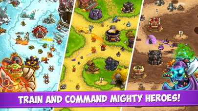 Kingdom Rush Vengeance Screenshot