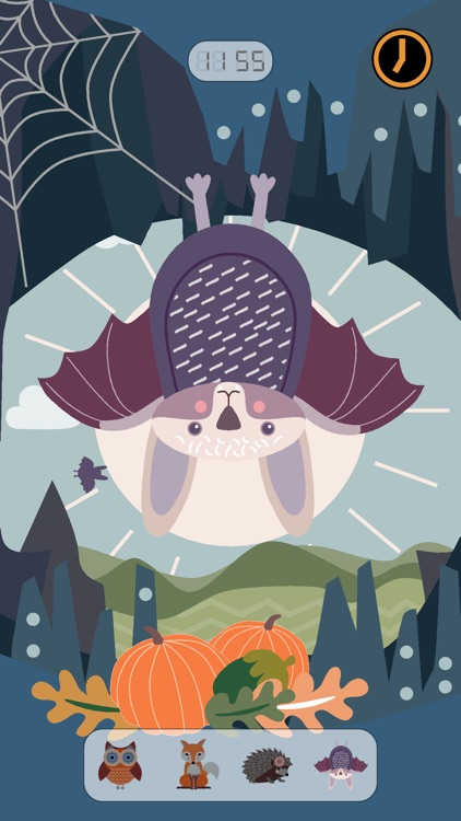 Night Creatures: Sleep Clock