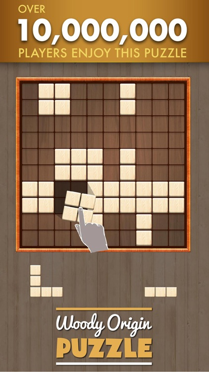 Block Puzzle Woody Origin screenshot-0