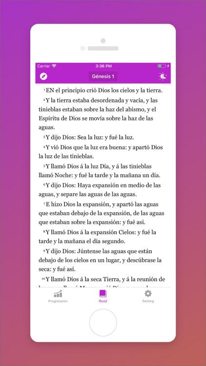 Bible Reina Valera screenshot-4