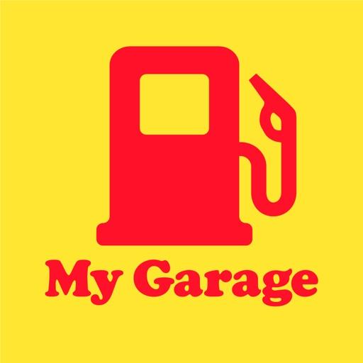 上田石油(株) MyGarageアプリ