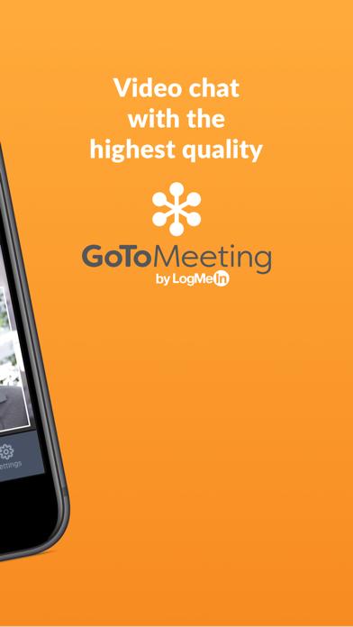 GotoMeeting iOS App