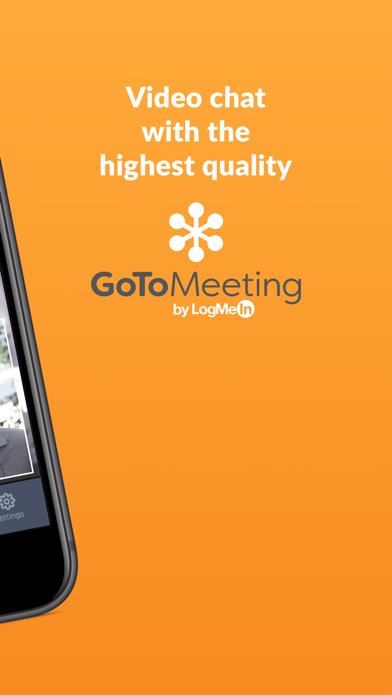 GoToMeeting Screenshot