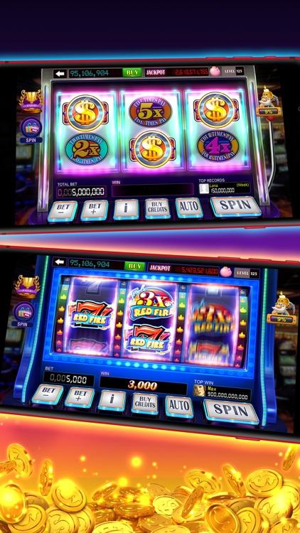 Classic Slots - Casino Games screenshot-4