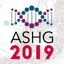 ASHG 2019 Annual Meeting