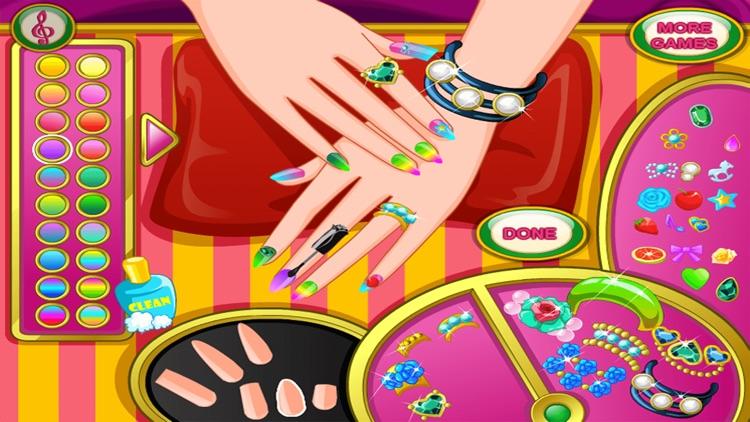 Fashion Beauty Salon Makeover screenshot-5