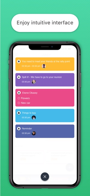 Fammle - Easy Family Organizer on the App Store