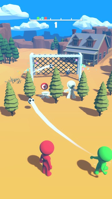 Five Goals screenshot 5