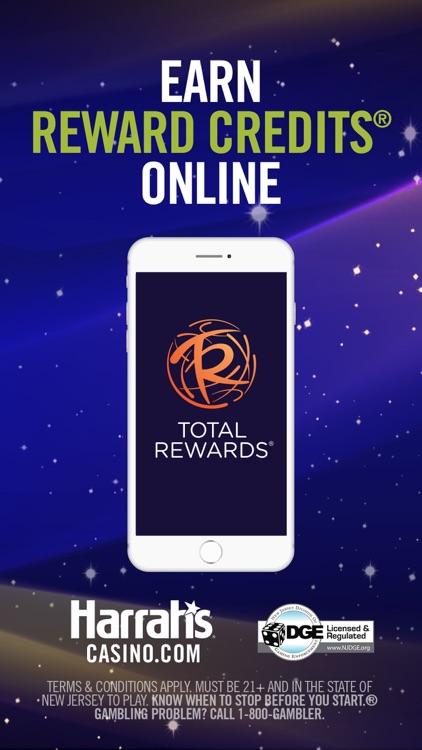 Harrah's Online Casino NJ screenshot-3