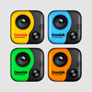 Goodak Analog Camera Bundle - Retro Film Filters Effects Photo Editor