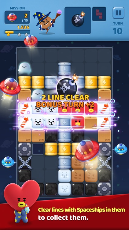 PUZZLE STAR BT21 screenshot-5