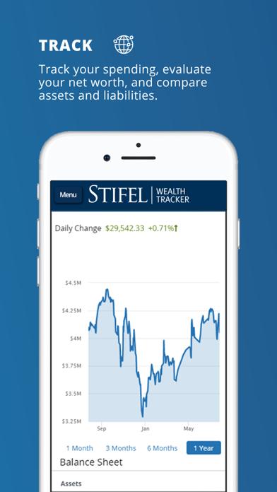 Stifel Wealth TrackerScreenshot of 3