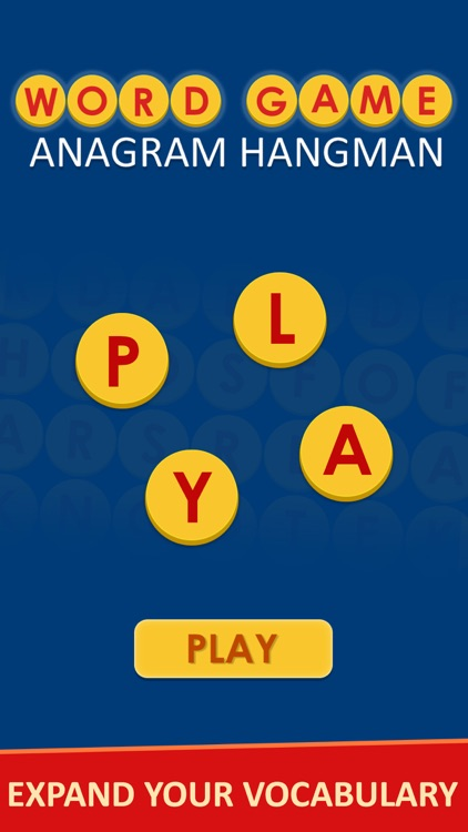 Word Game Anagram Hangman screenshot-5