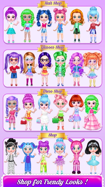 Surprise! Doll Dress up Games
