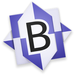 Ícone do app BBEdit