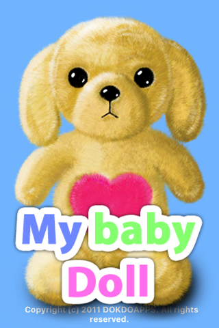 My baby doll (Lucy) - náhled
