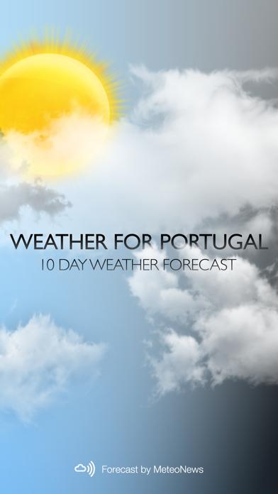 Weather for Portugalのおすすめ画像1