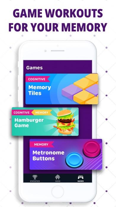 Memoristo: Brain Test, IQ Game screenshot 2