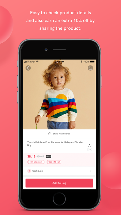 PatPat - Kids & Baby Clothing wiki review and how to guide