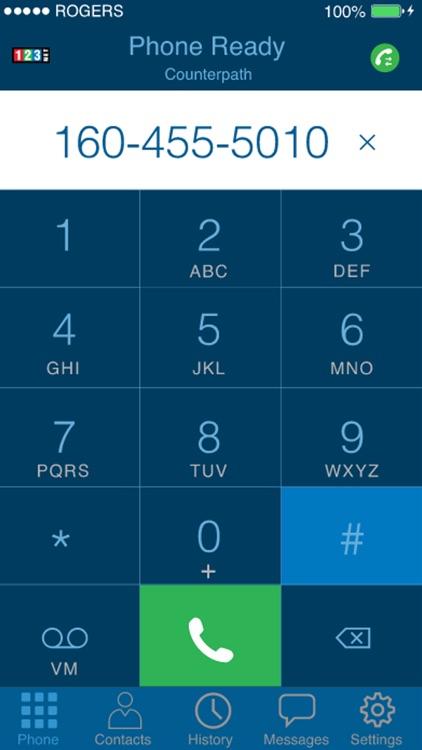 123Net Softphone screenshot-3