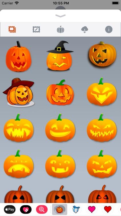 Happy Halloween • Stickers screenshot-3