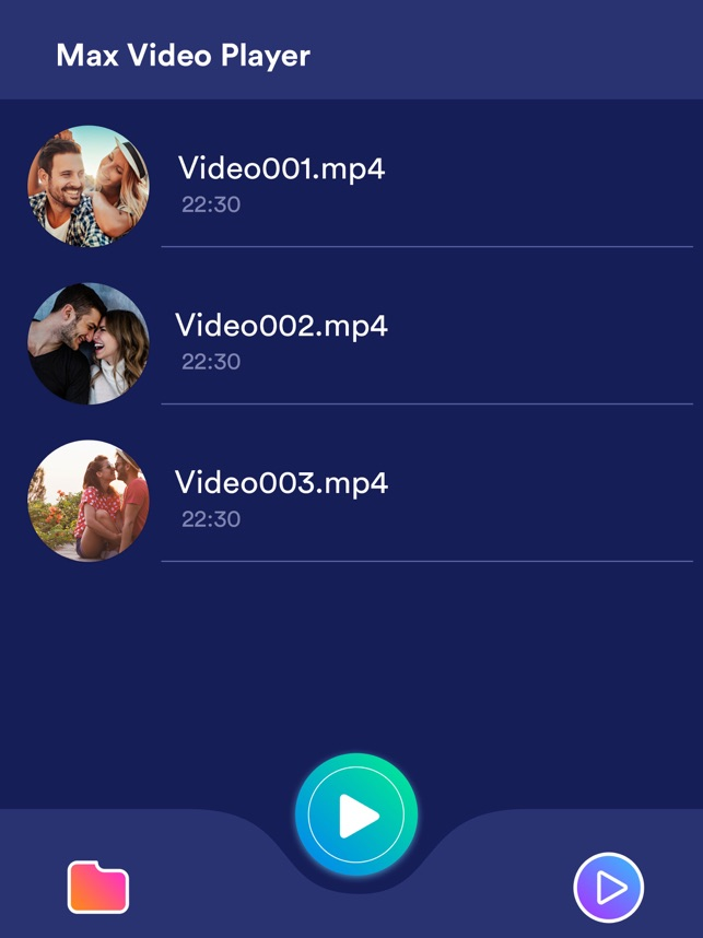‎MX Player HD Screenshot