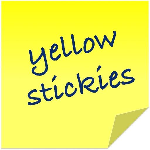 yellow stickies icon