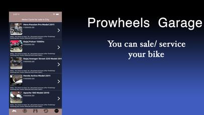 Prowheels  Garage screenshot 1