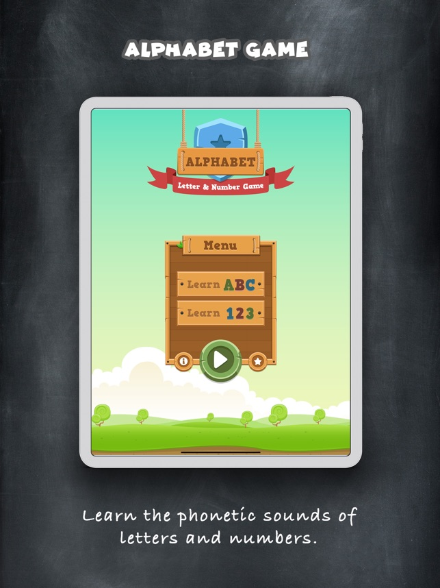 Abc Alphabet Card Quiz Game On The App Store