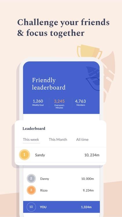Flipd: Focus & Productivity screenshot-5
