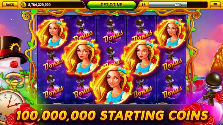 Slots Casino Slot Machine Game