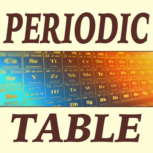 Periodic Table Study Lite