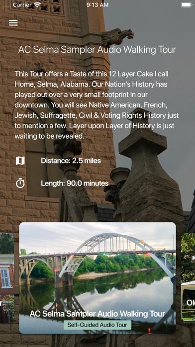 Tour Selma screenshot 1