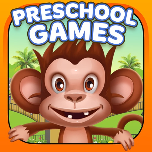 Preschool Zoo Puzzle Games