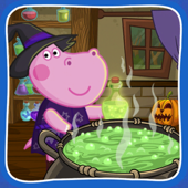 Little witch: Magic games